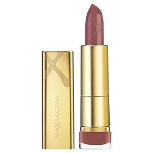 Max Factor Colour Elixir Lipstick Rosewood 833 dupe for Mac's Cosmo