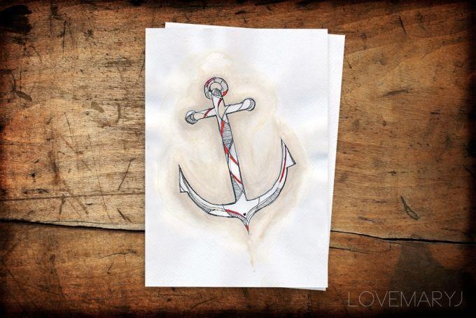 anchor my heart by Love Mary J