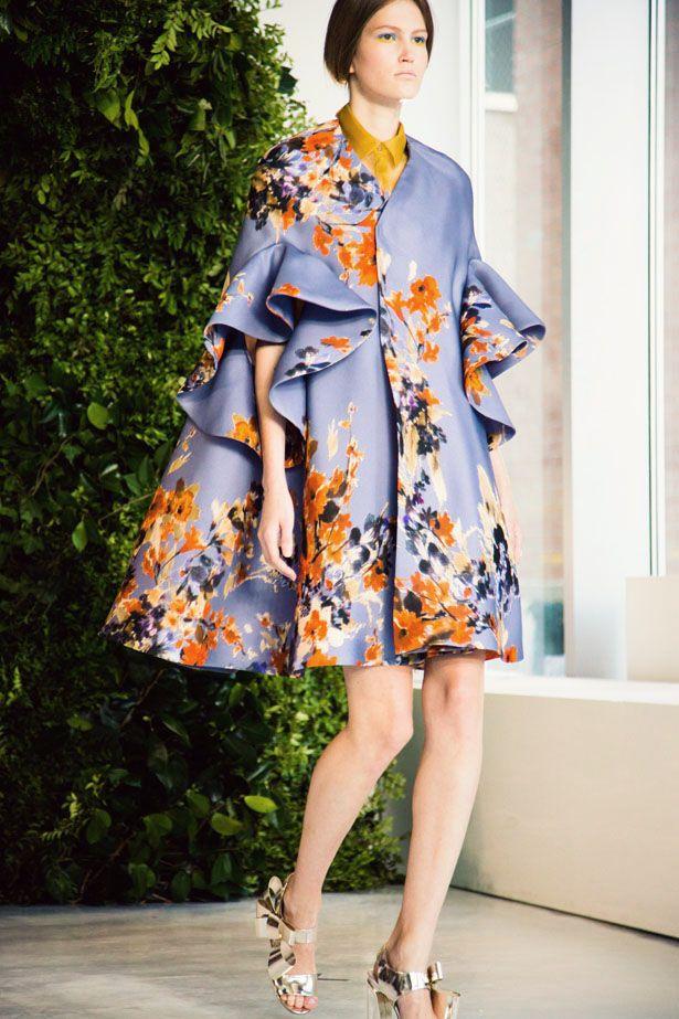 DELPOZO Spring / Summer 2014 collection shown at New York Fashion Week - Anne Street Studio
