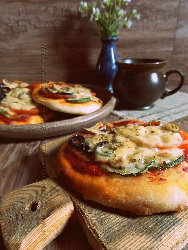 Gotowanie jest łatwe: Pizzerinki