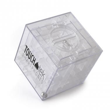 Promotional Maze Money Box Printed :: Promotional Piggy Banks :: Promo-Brand Promotional Merchandise :: Promotional Branded Merchandise Promotional Products l Promotional Items l Corporate Branding l Promotional Branded Merchandise Promotional Branded Products London