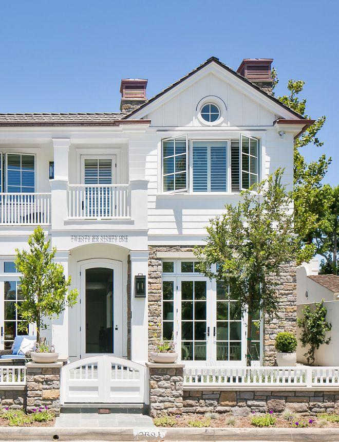 The exterior stone is El Dorado York Limestone. Patterson Custom Homes. Brandon Architects, Inc.