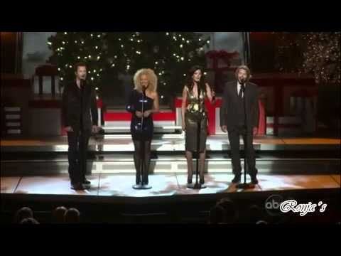 Have Yourself A Merry Little Christmas - Little Big Town (CMA Country Christmas 2011)