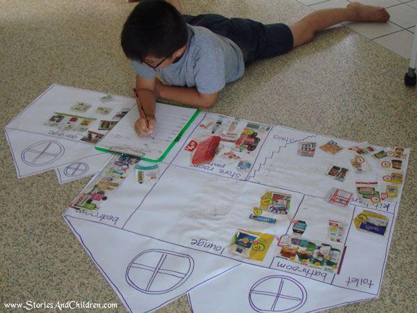 George's Marvellous Medicine: An Extension Activity - Childrens Stories
