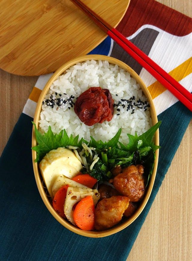 Japanese Boxed Lunch, Bento, お弁当, #japon