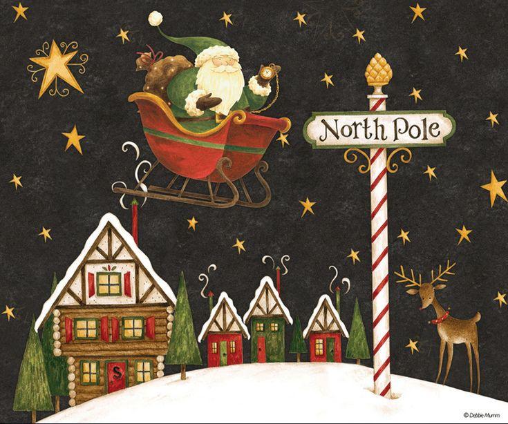 Debbie Mumm - North Pole