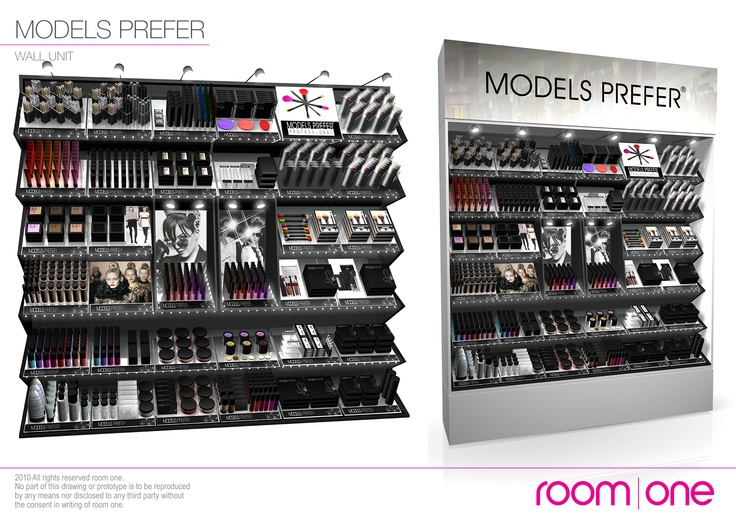 modesl prefer wall unit Priceline - designed by Room One