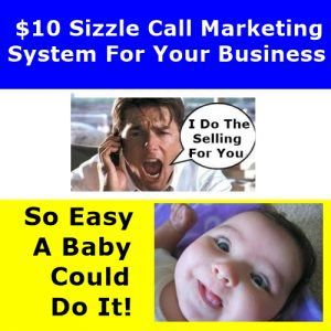 Why Sizzle Call Marketing Is Right For You A sizzle line plays a ...A sizzle line plays a prerecorded marketing message when someone calls ... an iTeleCenter virtual phone system, you can set up one or several sizzle lines to http://vur.me/s/sizzlecall