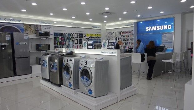 Samsung Extends Its Brand Store Chain in South Africa