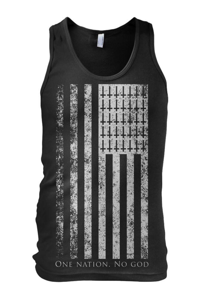 One nation No god tank Black Craft Cult