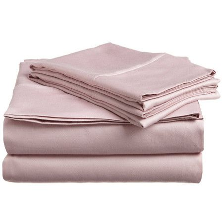 refresh your master suite or guest room with this indulgent egyptian cotton sheet set a