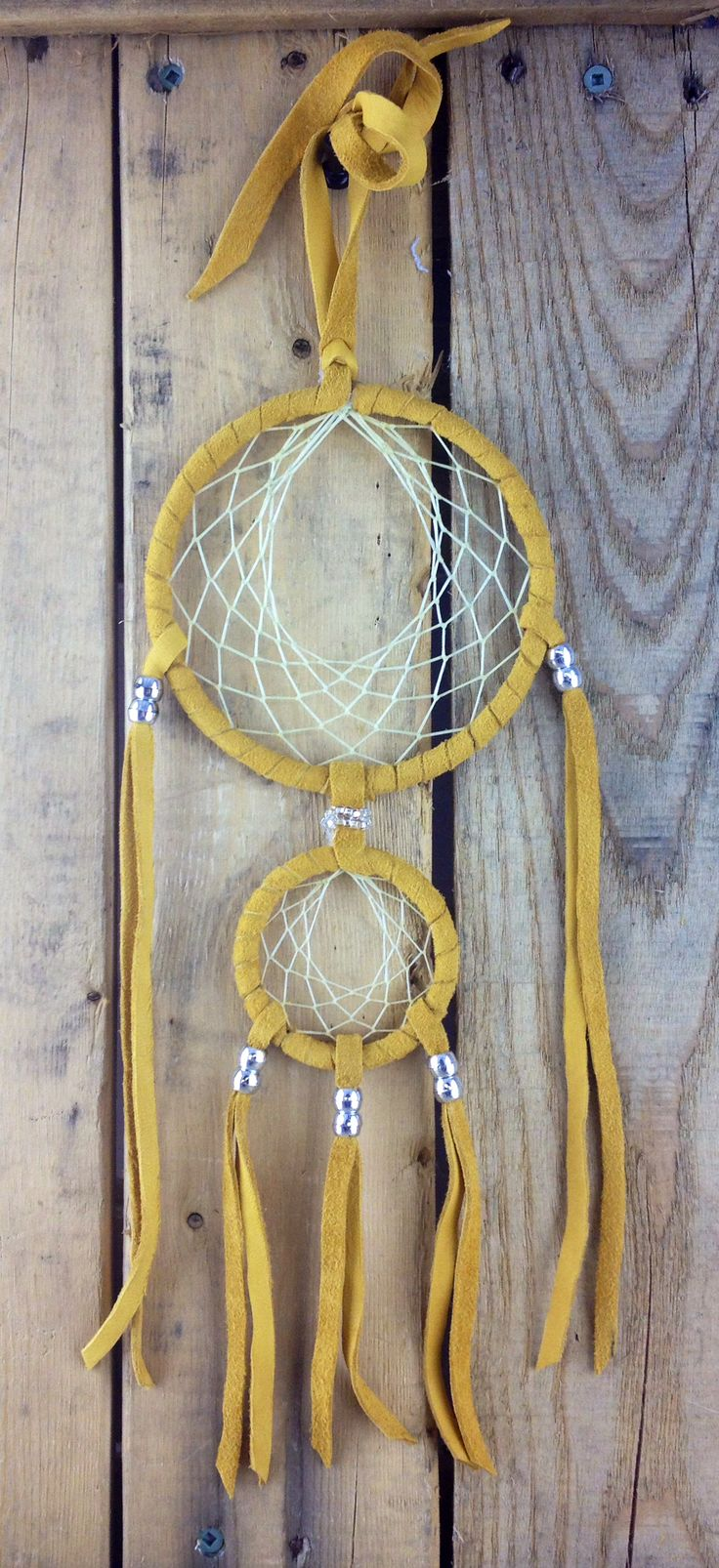 The weaving of dreamcatchers is a sacred and fascinating art that many Native American tribes take part in. They can be used to help you with dream work and also are a wonderful decór item for your home or office. In High Level, we are so fortunate to have our talented Aboriginal artists of Beaver, Cree, Dene and Métis descent. #Esawa #DreamCatcher #Handmade #Local