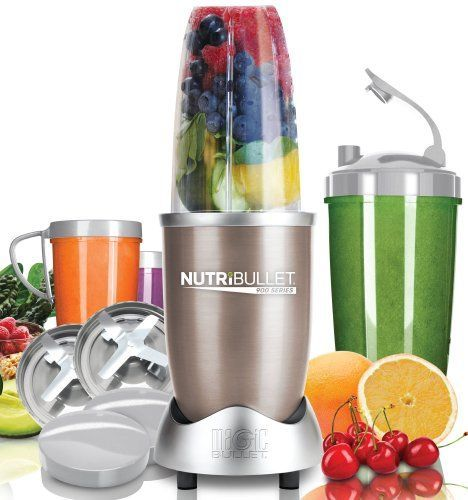 Magic Bullet NutriBullet Pro 900 Series Blender/Mixer System  #kombuchaguru #smoothies Also check out: http://kombuchaguru.com
