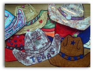 1000 images about farm wild west on pinterest cow craft for Small cowboy hats for crafts