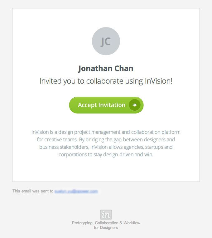 Account-Invitation-Email-from-InvisionApp