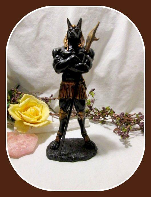 25 Best Ideas About Anubis Statue On Pinterest Tutankhamun