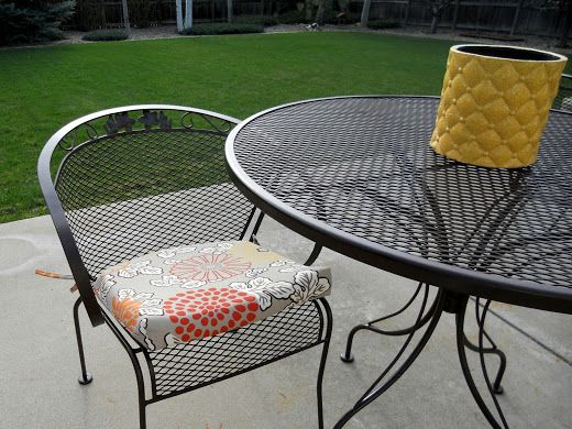 Best 25 Iron Patio Furniture Ideas On Pinterest Traditional Outdoor Love Seats Traditional