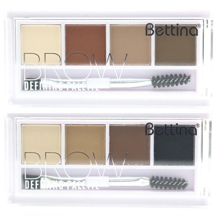 Unas cejas definidas son capaces de transformar tu rostro. Ahora puedes hacerlo con los nuevos #Brow Defining Palette. Disponible en dos tonalidades. Búscalos en Walmart PR y en farmacias independientes. #Makeup