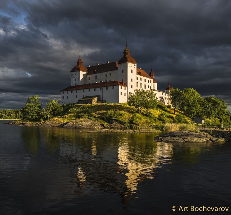 Läckö Slott, Västergötland, Sweden by artnewyork on 500px