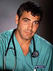 """george clooney - E R Emergencias """"El pediatra"""""""