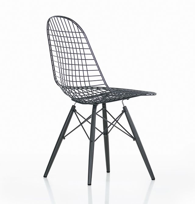 Chaise DKR Wire Chair, Charles & Ray Eames (Vitra)