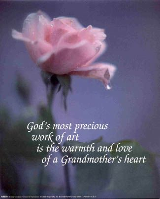 Grandmother poem. I remember so much about my Grammy Harmon. She and I spent a lot of time together when I was little...we were close right up until she died just before I graduated from high school. Love always, Grammy. <3