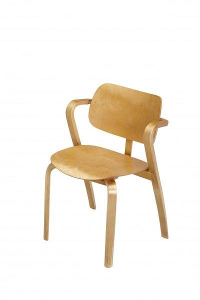 Aslak chair by Ilmari Tapiovaara - Artek