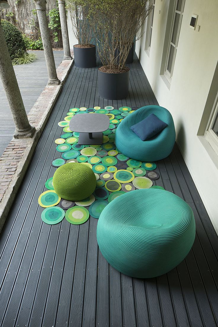 Paola Lenti beanbags too much to love here MyMoteef