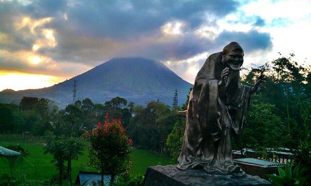 Vihara budhayyana #Tomohon #Manado