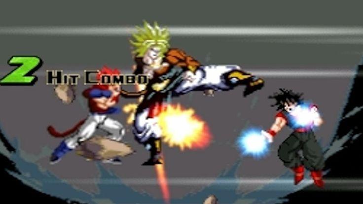 DragonBall Z AF: What if Battle - Nightmare Broly SSJ4 Vs Evil Goku w/ S...