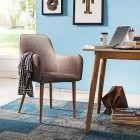 Stuhl Sora, 2er Set - 4 Fuß Stühle - Stühle & Freischwinger - Esszimmer - Möbel