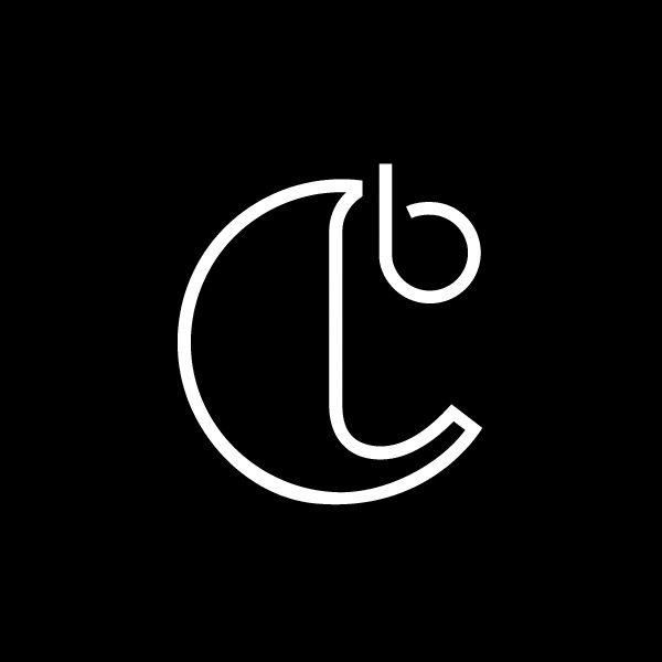 CB Monogram by Richard Baird. (2014) #logo #branding #monogram