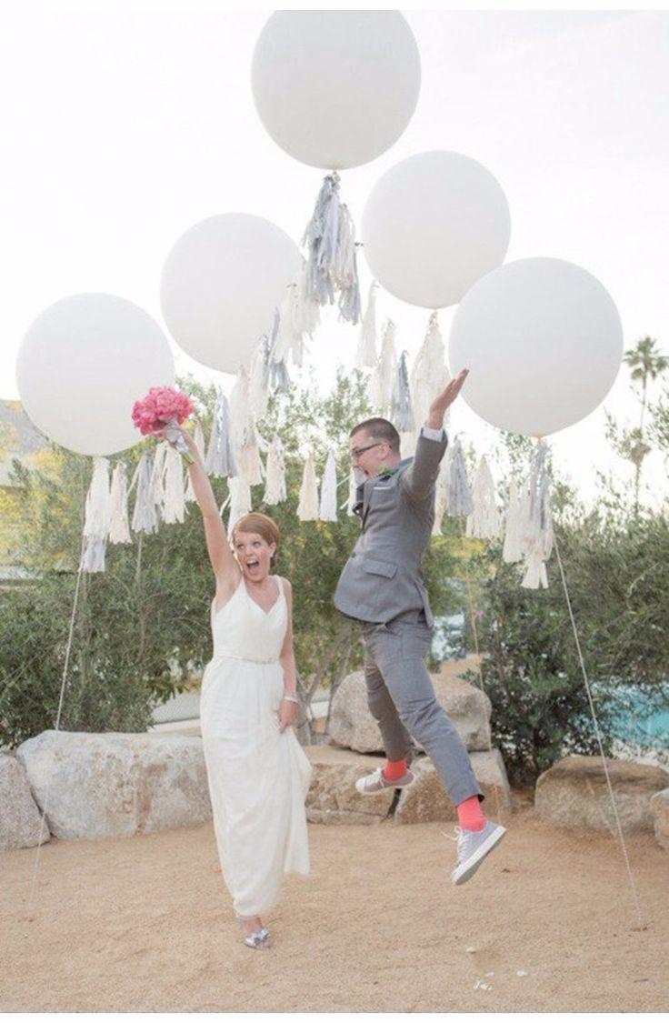 Balloons for wedding - 5pcs 90cm Jumbo Latex Helium Inflatable Super Large Giant Round Balloons Wedding Decoration
