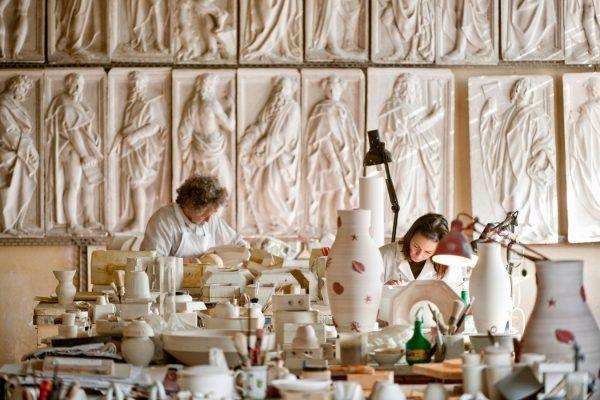 The history behind Ginori's fine porcelina, via NUVO Magazine  http://nuvomagazine.com/magazine/winter-2016/ginoris-renaissance?utm_content=buffera0ef1&utm_medium=social&utm_source=pinterest.com&utm_campaign=buffer #ItalianDesigns #LuxuryItalianDining