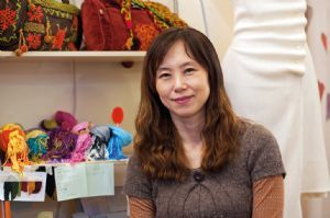 EXPATS IN FLORENCE :: Eun Young Park (Rei) A fashion designer with an atelier in Florence