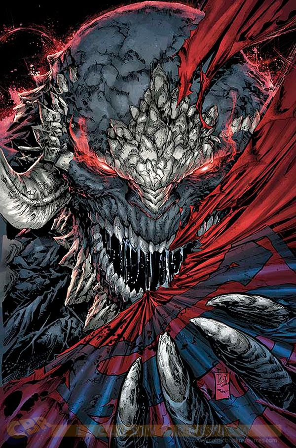Superman: Doomed. Doomsday rampages across the earth, killing everything in proximity. What is the man of steel willing to do to stop him?