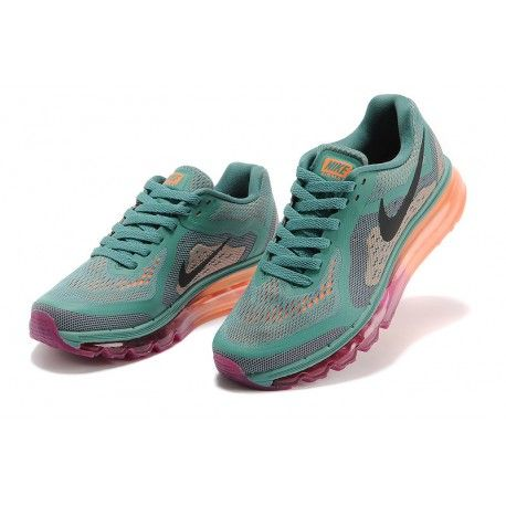 Nike AIR MAX ULTRA PUSH tourqoise Blu Tg UK 6