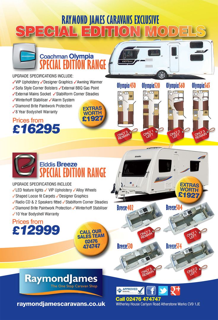 From the past few years, a surge can be seen in Caravanning. The figure of the customers buying caravans is escalating day by day. There are many who use the caravans for one or two seasons and then make a decision to sell the old one and buy a new one. This means that the person looking for best Used Caravans Offers can have multiple of choices in front of him and can bargain to a greater extent. There are many companies that buy the used caravans .