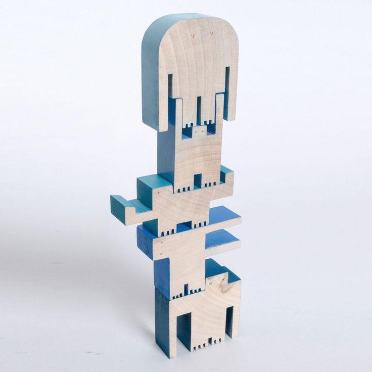 Monsterturm designed by Helge Brackmann. visit www.afilii.de - design for kids