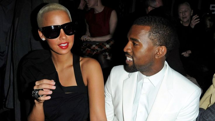 Amber Rose Doesn't Sugarcoat The 'Hard Times' After Her Breakup With Kanye West - MTV