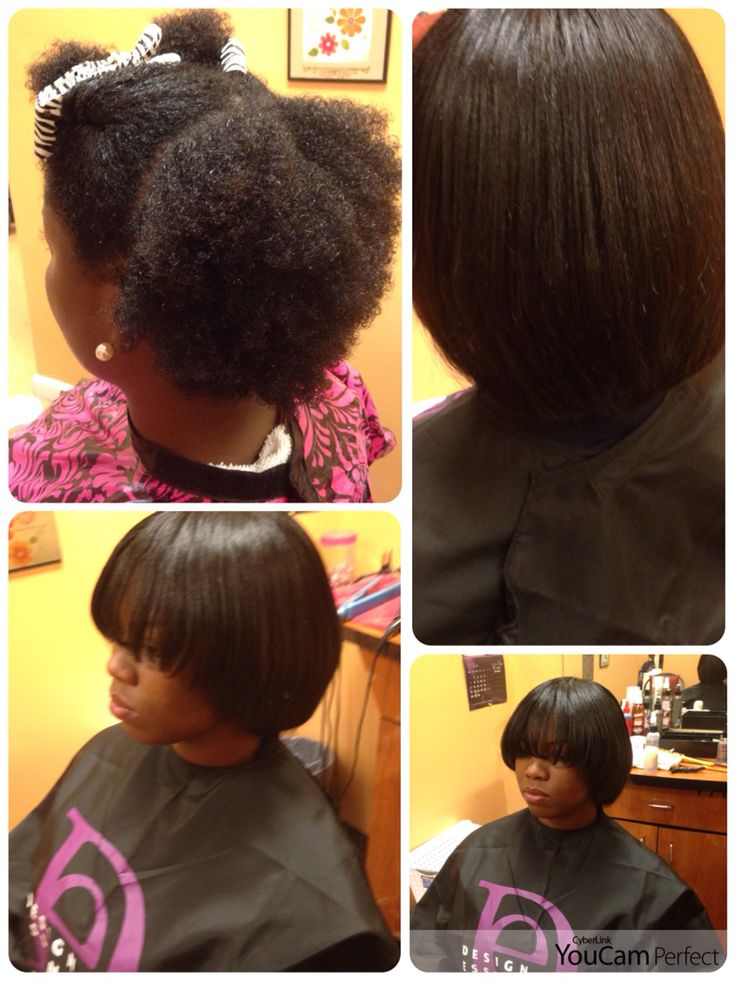 Blowout And Silk Pressed All Natural Hair Natural Hair