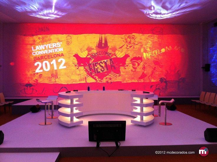 Convención empresa total - Hotel W Barcelona