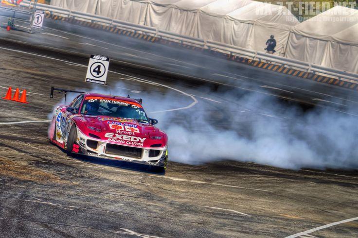 TOKYO DRIFT 2014 | T-FIELD_RX-7