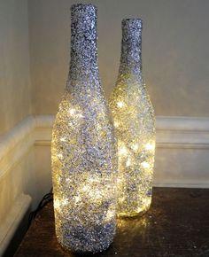 botellas-purpurina-navideñas