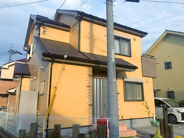 リフォーム 外壁 外観 塗装 外壁塗装 塗装 工事 屋根
