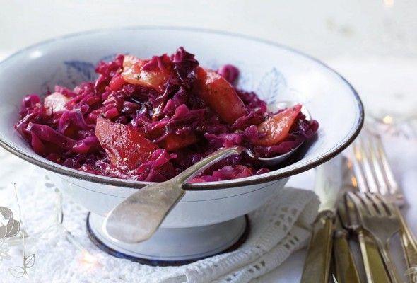 Spiced Red Cabbage Recipe - Leite's Culinaria