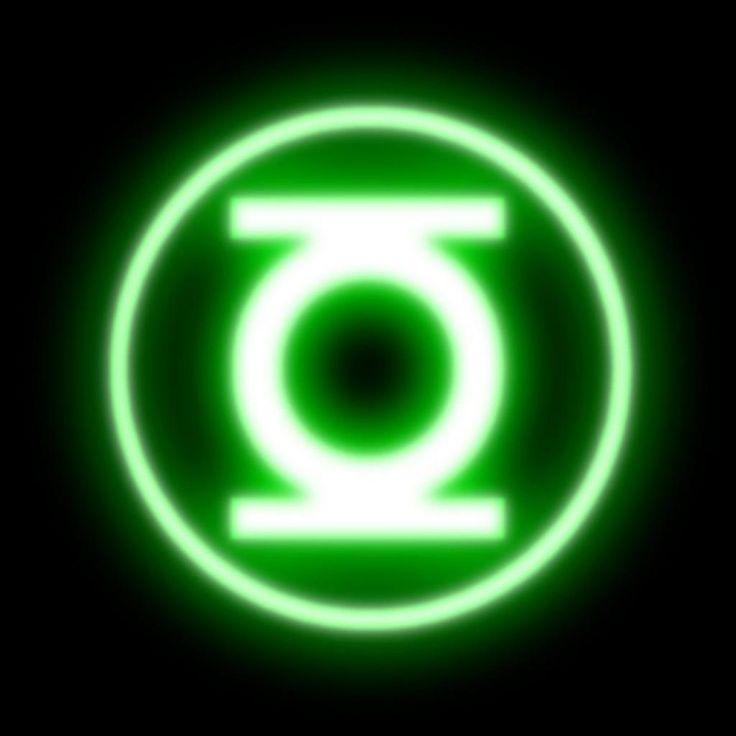 Green lantern design!
