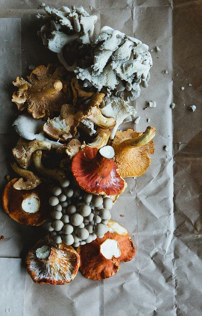 September is National Mushroom month. Try something new this month...