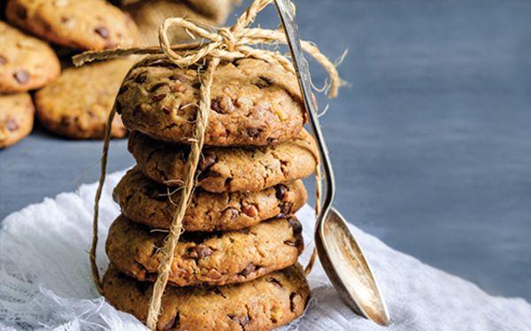 Receta para preparar galletas chocochips. ¿Cómo se hacen las galletas chocochips? Cocina Vital te da la receta. |www.cocinavital.mx