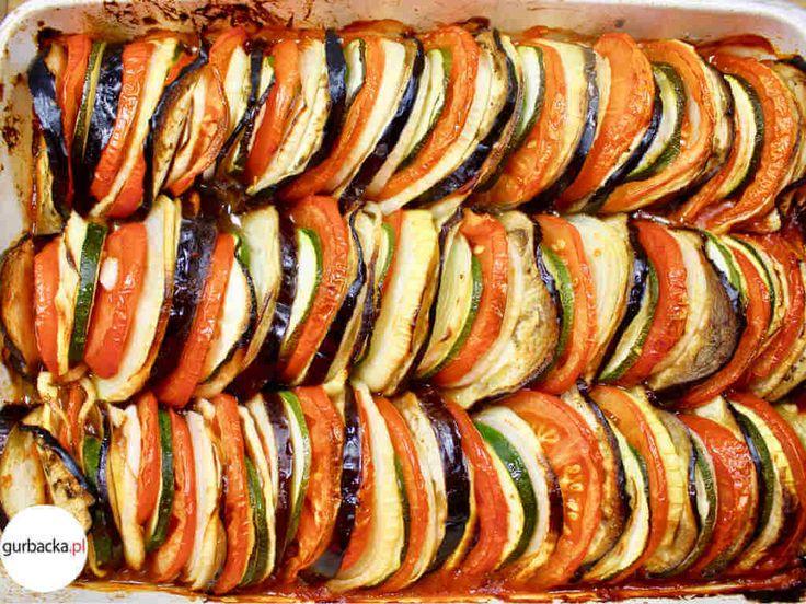 Ratatuj przepis: wypróbuj warzywnego, niskokalorycznego i pysznego dania, które zachwyca nie tylko smakiem, a także kolorami!